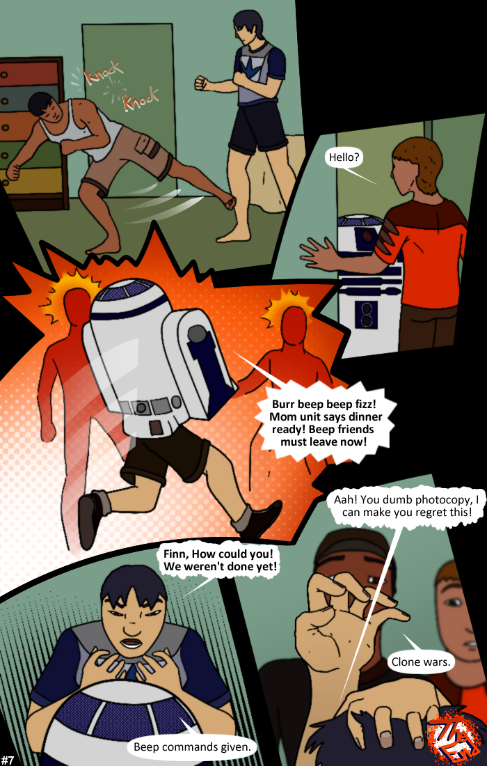 Short 5: Page 7